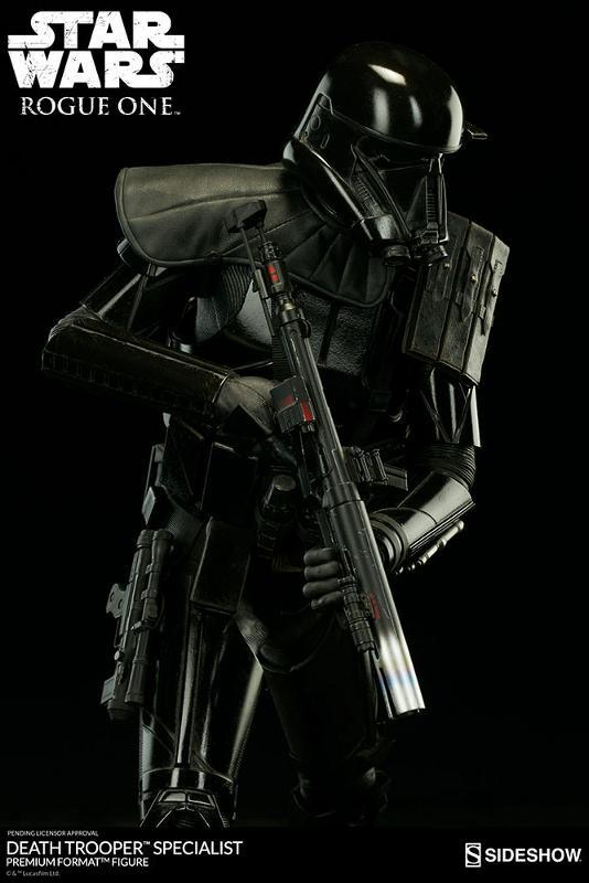 Sideshow - Death Trooper Specialist Premium Format Figure Death_71