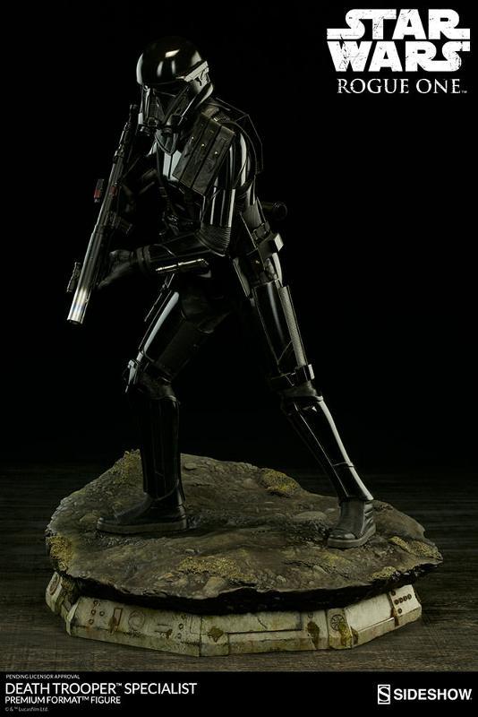 Sideshow - Death Trooper Specialist Premium Format Figure Death_72