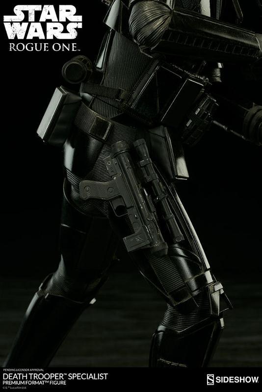 Sideshow - Death Trooper Specialist Premium Format Figure Death_74