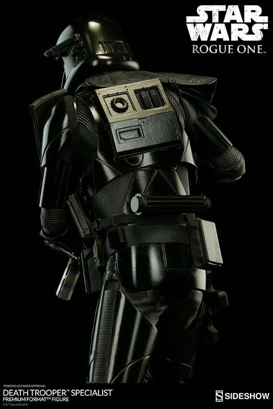 Sideshow - Death Trooper Specialist Premium Format Figure Death_76