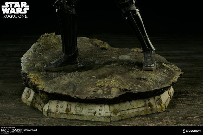 Sideshow - Death Trooper Specialist Premium Format Figure Death_78