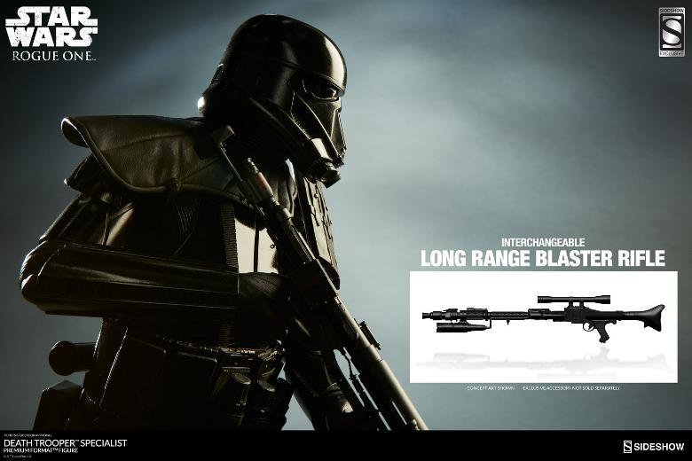 Sideshow - Death Trooper Specialist Premium Format Figure Death_79