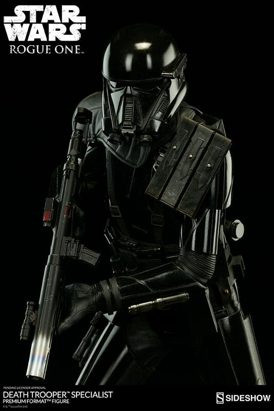 Sideshow - Death Trooper Specialist Premium Format Figure Death_80