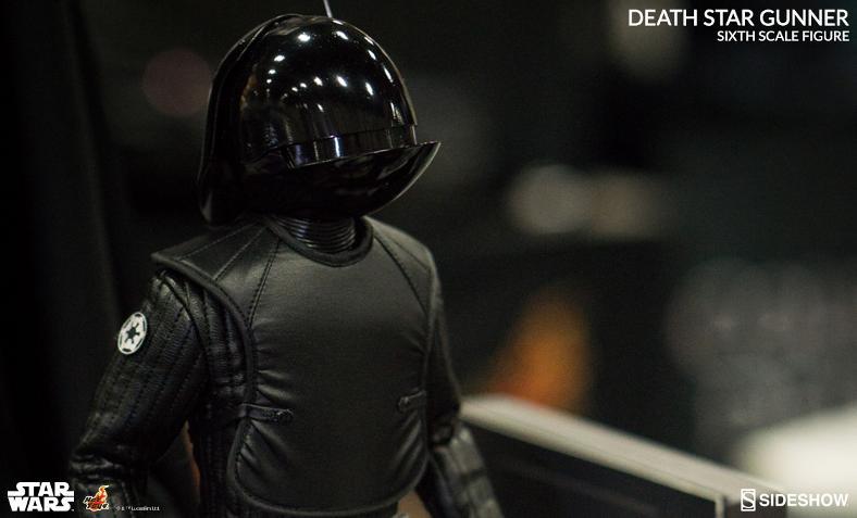 Hot Toys Star Wars - 1/6th scale Death Star Gunner Figure Deaths10