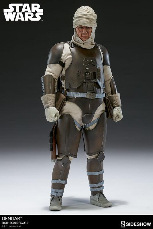 Sideshow Collectibles - Dengar Sixth Scale Figure Dengar12