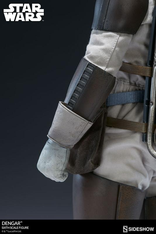 Sideshow Collectibles - Dengar Sixth Scale Figure Dengar17