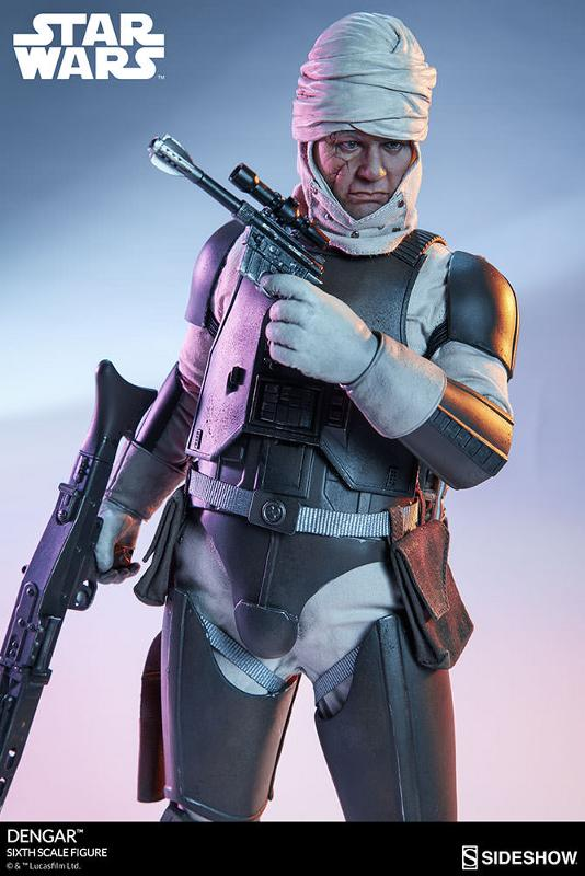 Sideshow Collectibles - Dengar Sixth Scale Figure Dengar24
