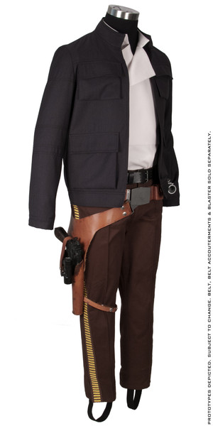 Anovos - Star Wars Han Solo costume ESB Esb-so11