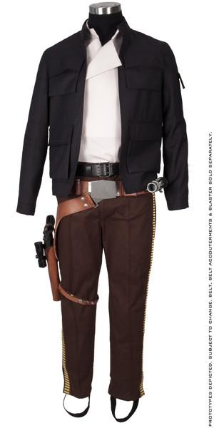 Anovos - Star Wars Han Solo costume ESB Esb-so13