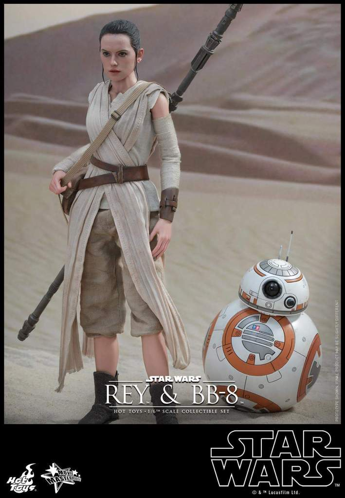Hot Toys Star Wars TFA 1/6th Scale Rey et BB-8 Fb_img18