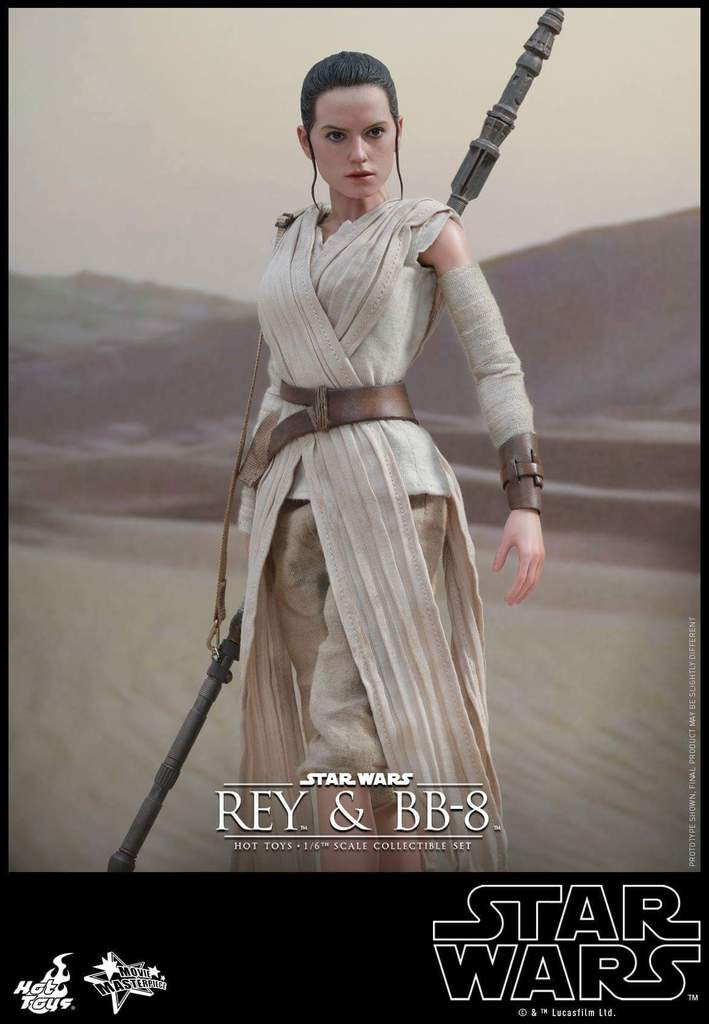 Hot Toys Star Wars TFA 1/6th Scale Rey et BB-8 Fb_img19