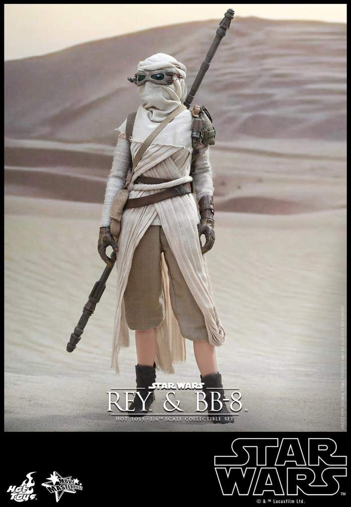 Hot Toys Star Wars TFA 1/6th Scale Rey et BB-8 Fb_img20