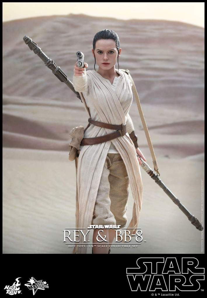 Hot Toys Star Wars TFA 1/6th Scale Rey et BB-8 Fb_img21