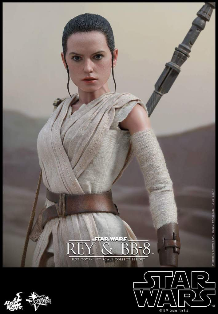 Hot Toys Star Wars TFA 1/6th Scale Rey et BB-8 Fb_img24