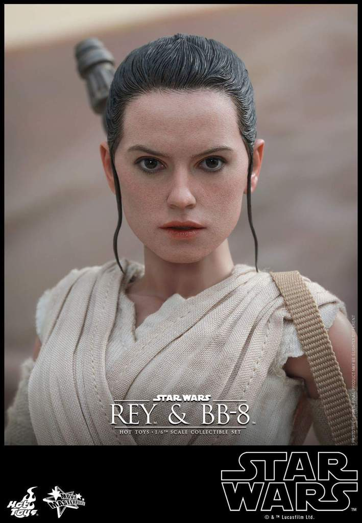 Hot Toys Star Wars TFA 1/6th Scale Rey et BB-8 Fb_img25