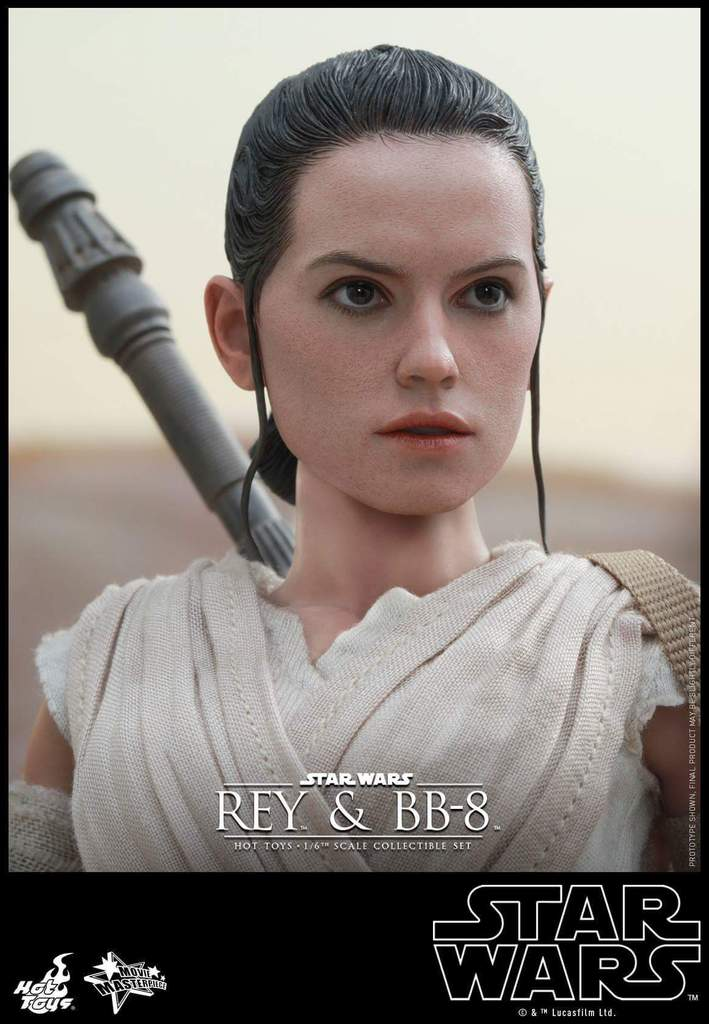 Hot Toys Star Wars TFA 1/6th Scale Rey et BB-8 Fb_img26
