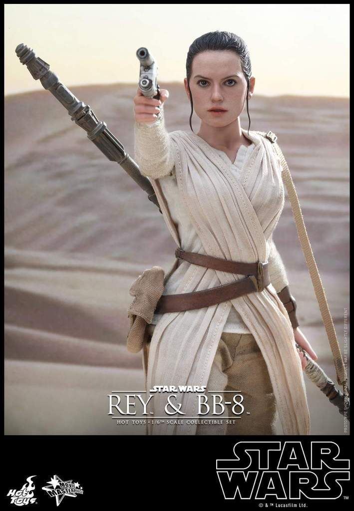 Hot Toys Star Wars TFA 1/6th Scale Rey et BB-8 Fb_img27