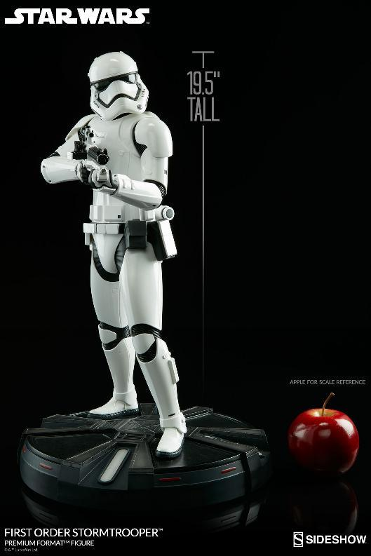Sideshow - First Order Stormtrooper Premium Format Figure Firsto11
