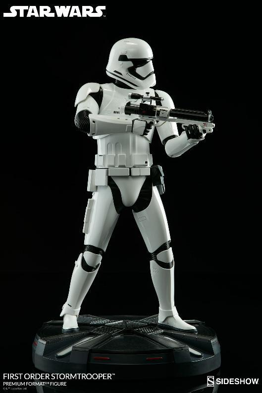 Sideshow - First Order Stormtrooper Premium Format Figure Firsto12