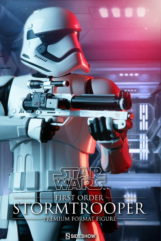 Sideshow - First Order Stormtrooper Premium Format Figure Firsto13