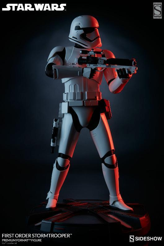 Sideshow - First Order Stormtrooper Premium Format Figure Firsto24