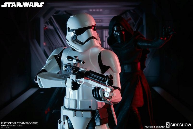 Sideshow - First Order Stormtrooper Premium Format Figure Firsto25