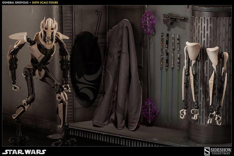Sideshow - General Grievous - Sixth Scale Figure Grievo29