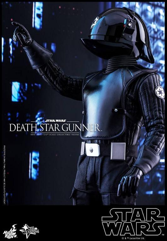 Hot Toys Star Wars - 1/6th scale Death Star Gunner Figure Gunner10