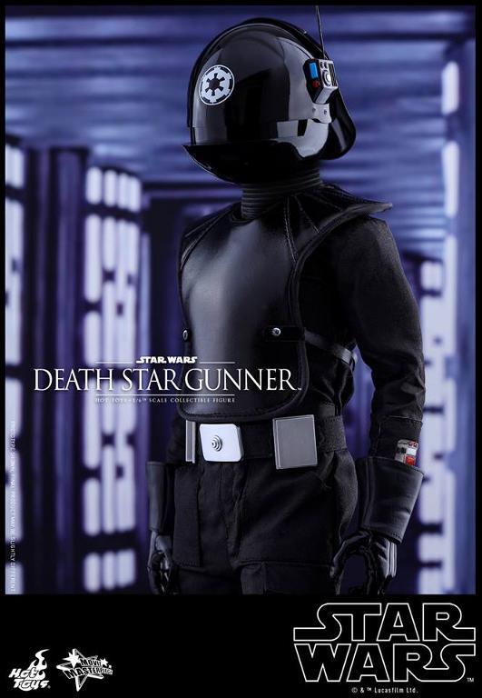 Hot Toys Star Wars - 1/6th scale Death Star Gunner Figure Gunner13