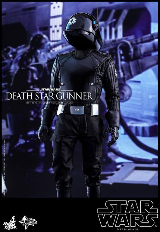Hot Toys Star Wars - 1/6th scale Death Star Gunner Figure Gunner14