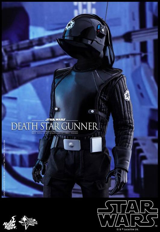 Hot Toys Star Wars - 1/6th scale Death Star Gunner Figure Gunner16