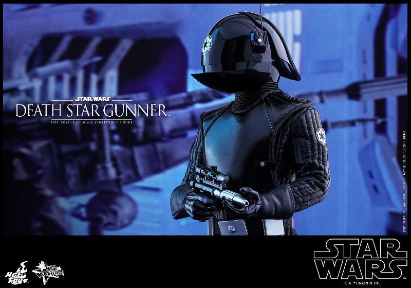 Hot Toys Star Wars - 1/6th scale Death Star Gunner Figure Gunner19