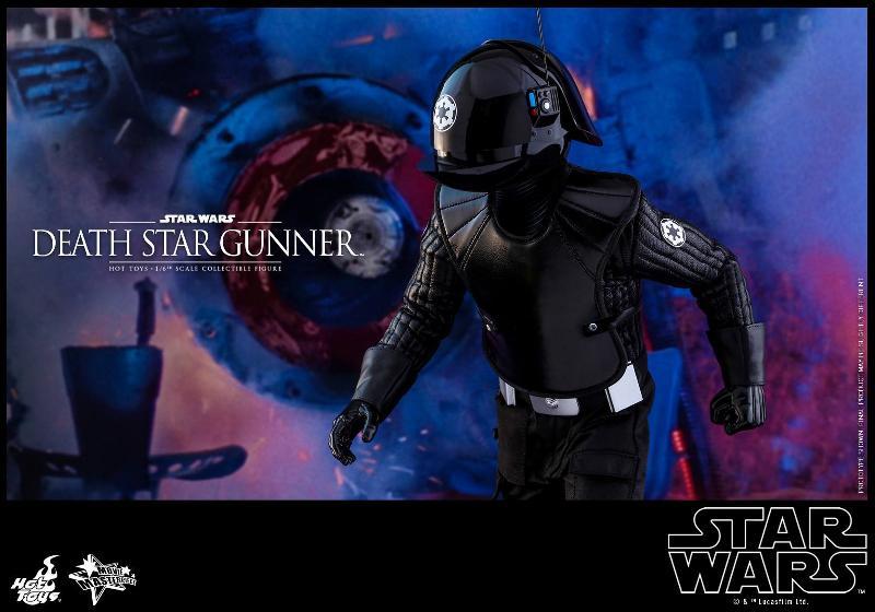 Hot Toys Star Wars - 1/6th scale Death Star Gunner Figure Gunner21