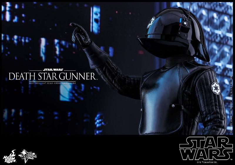 Hot Toys Star Wars - 1/6th scale Death Star Gunner Figure Gunner23