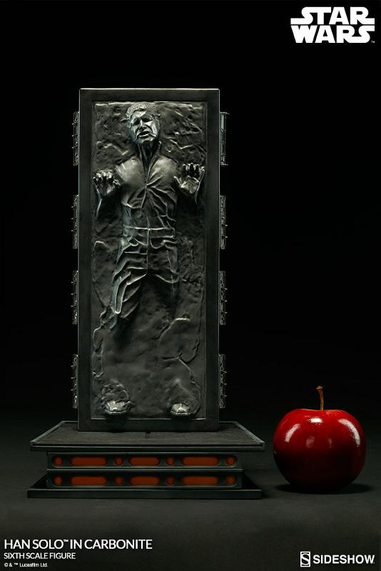 Sideshow - Han Solo in Carbonite Sixth Scale Figure Han-so28