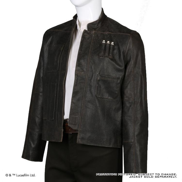 ANOVOS STAR WARS: THE FORCE AWAKENS: Han Solo Jacket Han_so13