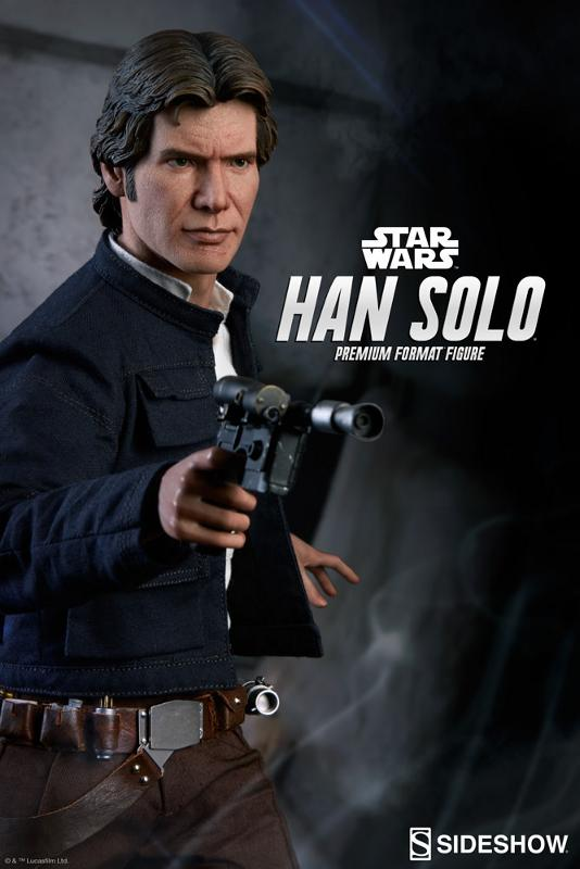 Sideshow Collectibles Han Solo Premium Format Figure Han_so16