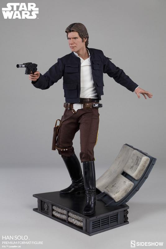 Sideshow Collectibles Han Solo Premium Format Figure Han_so17