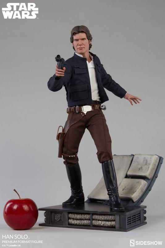 Sideshow Collectibles Han Solo Premium Format Figure Han_so18