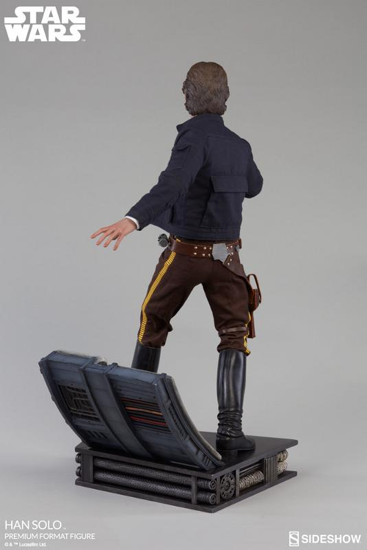 Sideshow Collectibles Han Solo Premium Format Figure Han_so19