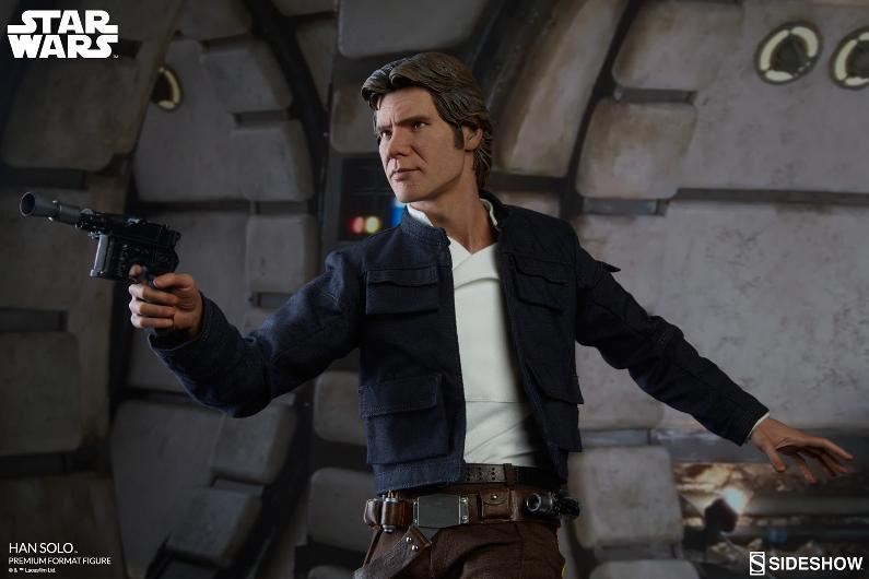 Sideshow Collectibles Han Solo Premium Format Figure Han_so20