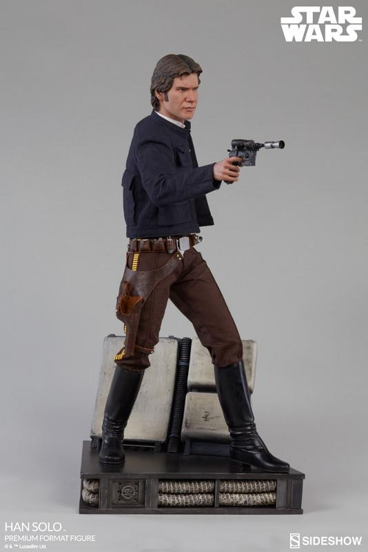 Sideshow Collectibles Han Solo Premium Format Figure Han_so21