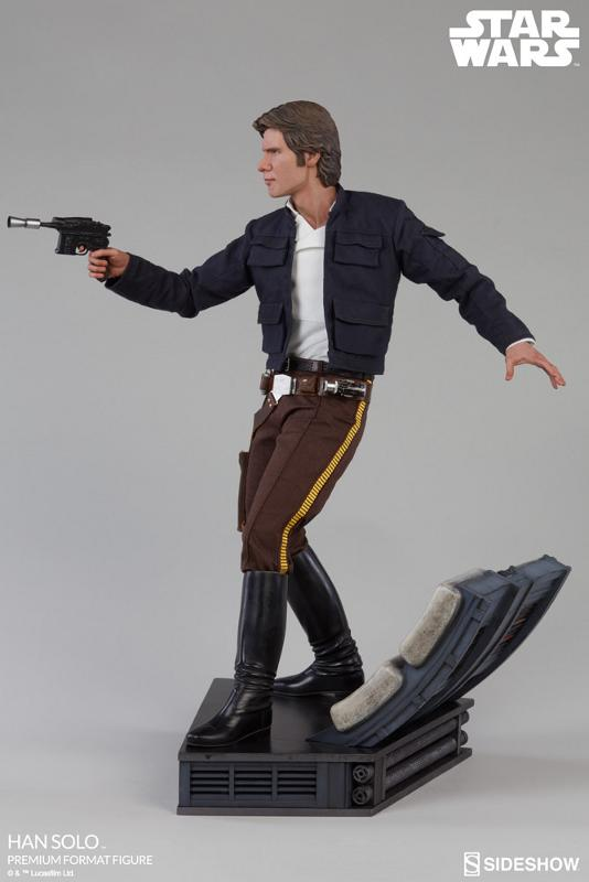 Sideshow Collectibles Han Solo Premium Format Figure Han_so22