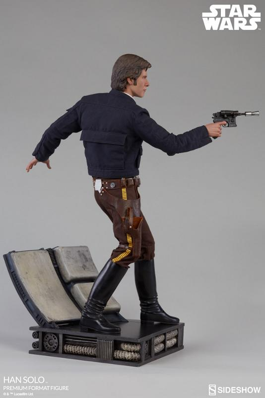 Sideshow Collectibles Han Solo Premium Format Figure Han_so23