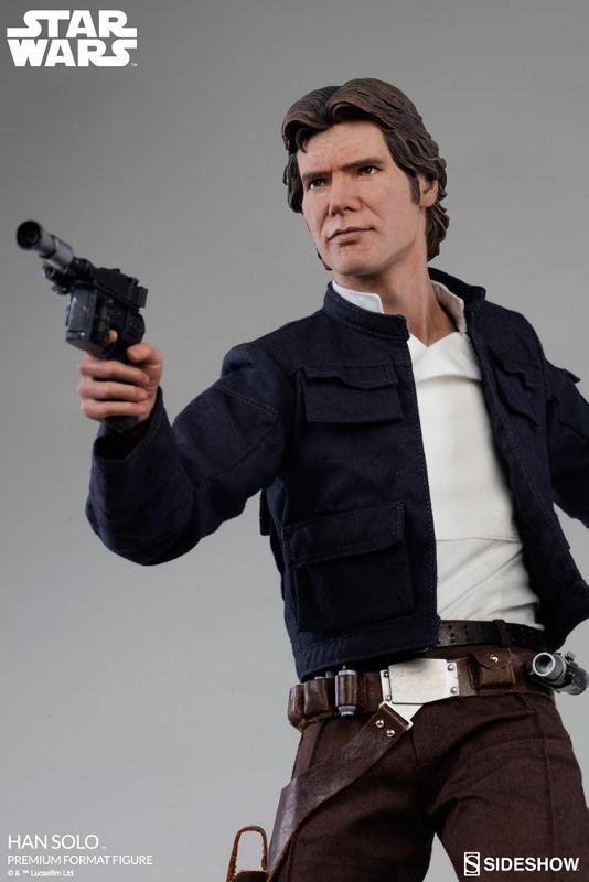 Sideshow Collectibles Han Solo Premium Format Figure Han_so24