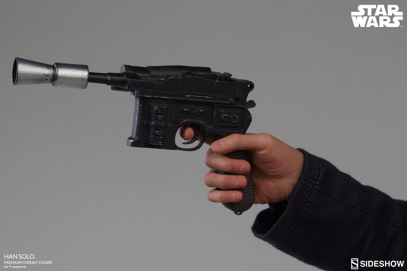 Sideshow Collectibles Han Solo Premium Format Figure Han_so25