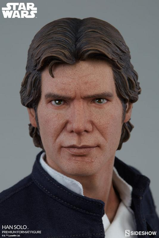 Sideshow Collectibles Han Solo Premium Format Figure Han_so26