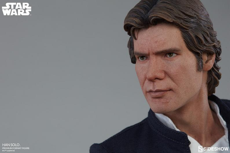 Sideshow Collectibles Han Solo Premium Format Figure Han_so27