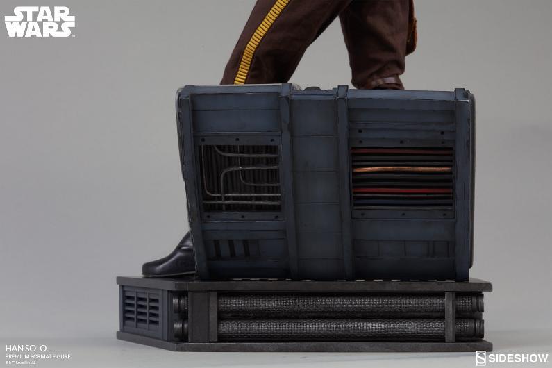 Sideshow Collectibles Han Solo Premium Format Figure Han_so29
