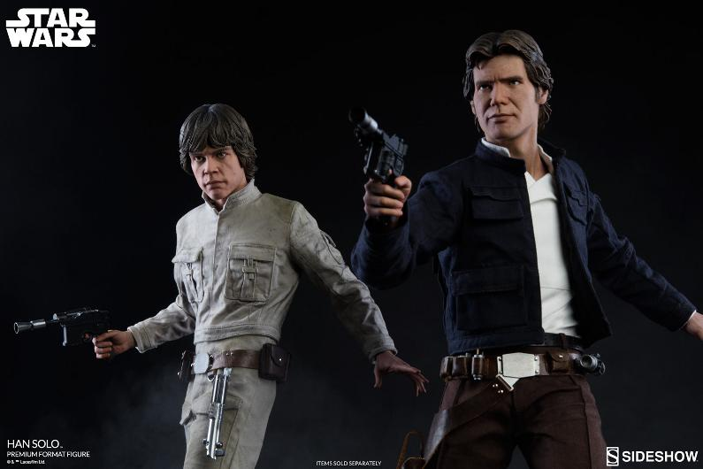 Sideshow Collectibles Han Solo Premium Format Figure Han_so32